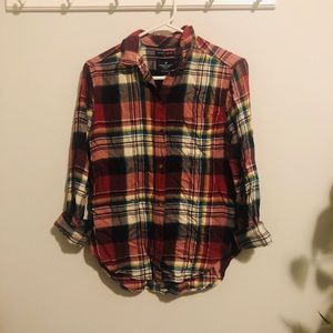 ANOTHER flannel!?